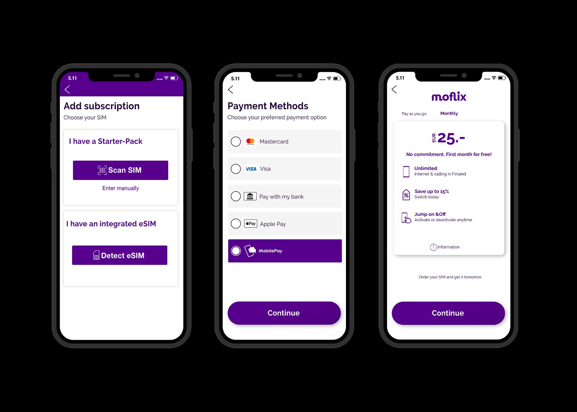 moflix-platform-screens